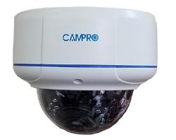 Campro CB-FB200P 2.0MP HD-IP Vandal proof 30M IR Dome