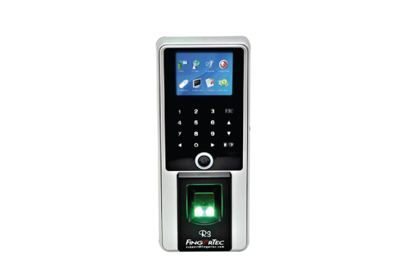 Fingertec R3 Fingerprint And Card T&A And Access Control Terminal