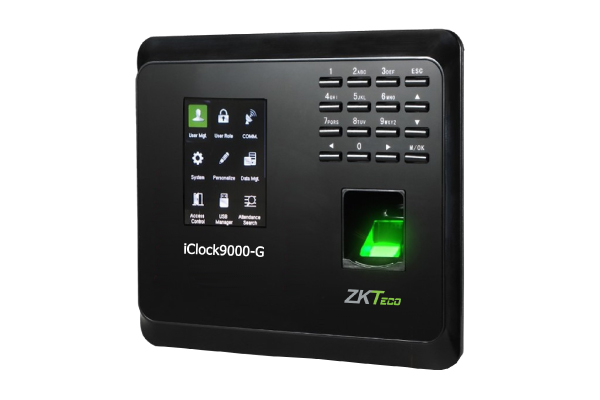 ZKTeco iClock9000-G Time& Attendance Terminal With GPRS System
