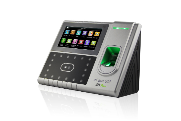 ZKTeco uFace602 Multi-Biometric T&A and Access Control